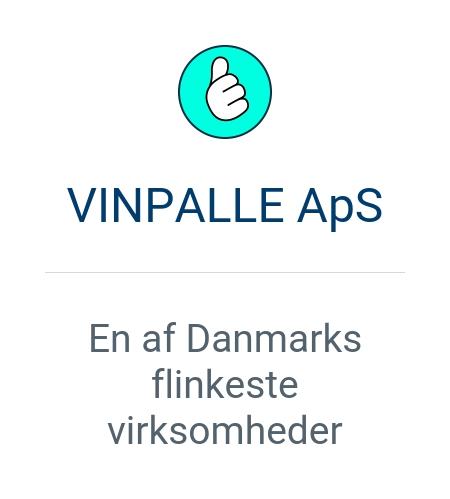 VINPALLE ApS - En af Danmarks flinkeste virksomheder