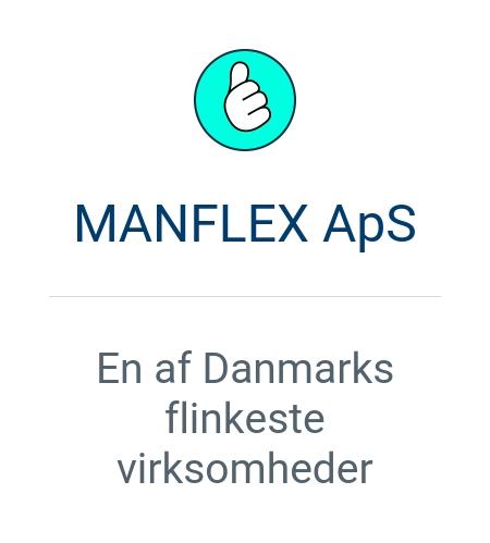 MANFLEX ApS - En af Danmarks flinkeste virksomheder